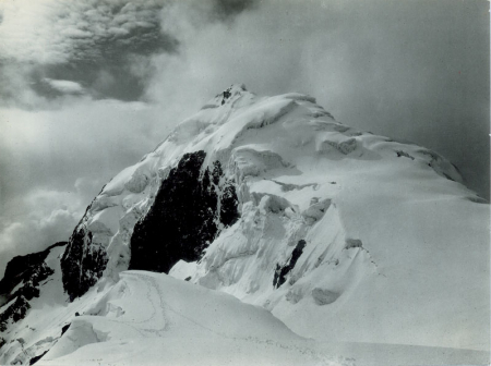 Punta Alessandra del Monte Stanley dal Monte Moebius