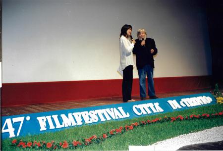 [Film Festival Trento, 47. edizione: partecipanti alle presentazioni, fotogrammi dei film in concorso]