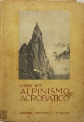 Alpinismo acrobatico