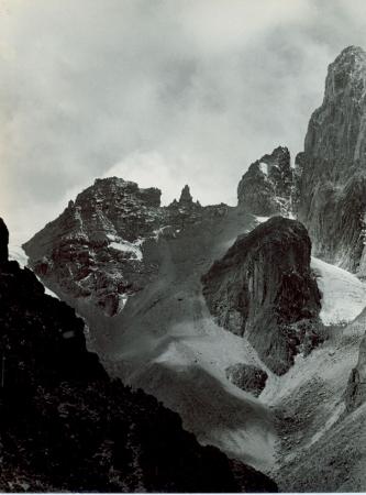 Monte Kenya m. 5199 versante nord