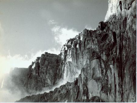 Monte Kenya. Spedizione Guido Monzino