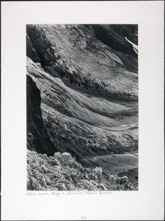 Zona Miage e ghiacciai Monte Bianco