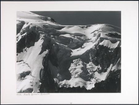 Monte Bianco. Brenva