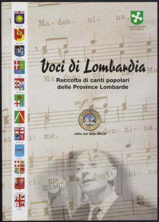 Voci di Lombardia. 1