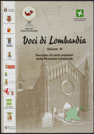 Voci di Lombardia. 3