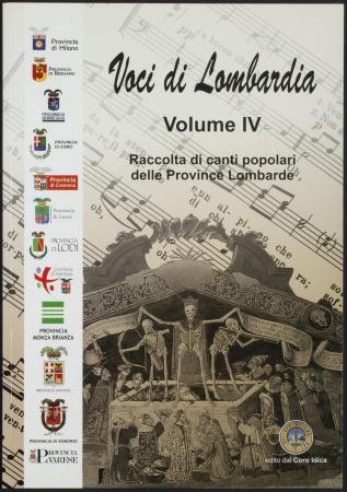 Voci di Lombardia. 4