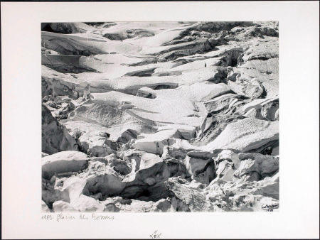 Glacier des Bossons