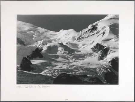 Mont Blanc, les Bosses