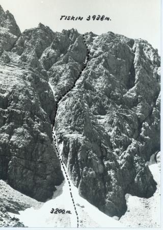 [Prima ascensione nazionale, Tiskin. Spedizione spagnola]