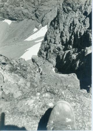 Prima ascensione nazionale. Tazarhart (3874 m.). [Spedizione spagnola]