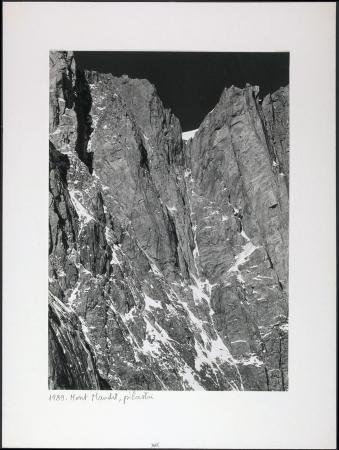 Mont Maudit, pilastri