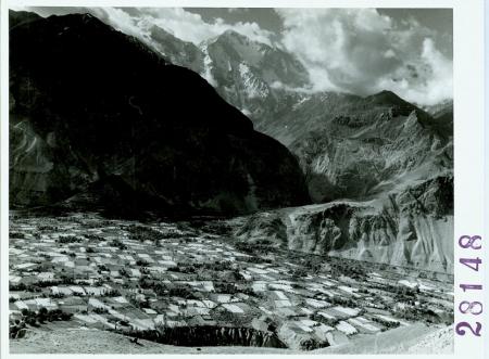 Mastuj Valley, villaggio Buni