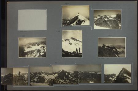 [Riprese varie tra cui: Panorama della Cresta della Lera, Croce Rossa]