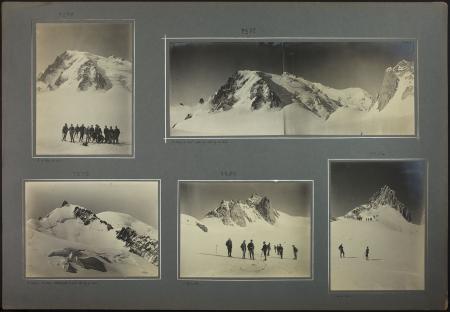 [Riprese varie tra cui: Mont Blanc du Tacul, Mont Maudit, Aiguille du Midi]