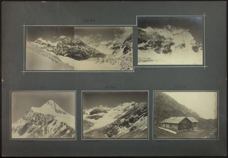 [Riprese varie tra cui: Panorama dal Col Fenetre, La Ruinette]