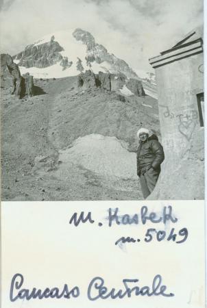 M. Kazbek 5049 m.