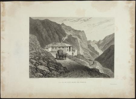 La Ca on the mont de Tende