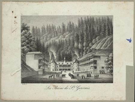 Le Bains de S.t Gervais