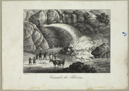 Cascade de Pelerins