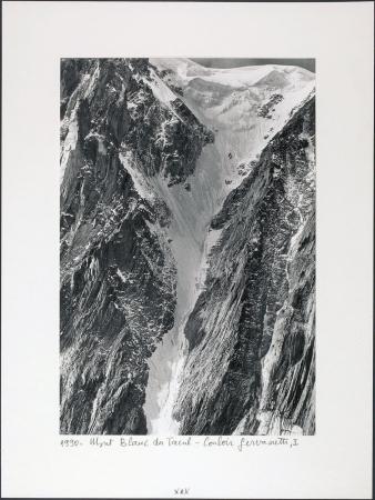 Mont Blanc du Tacul - Couloir Gervasutti, I