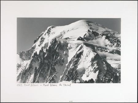 Mont Blanc - Mont Blanc du Tacul