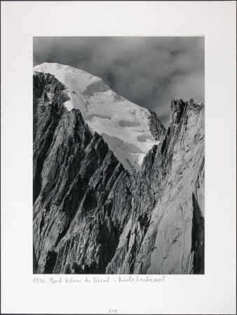 Mont Blanc du Tacul - Pointe Lachenal