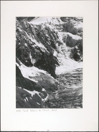 Mont Blanc du Tacul, Nord