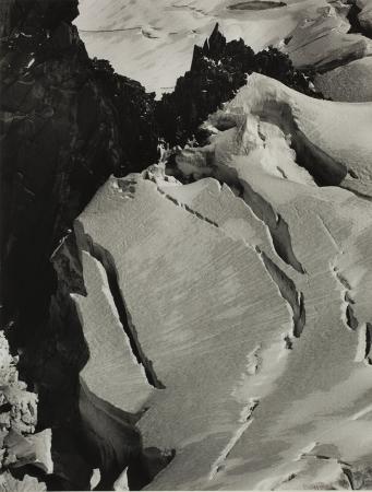 Glacier du Géant (La Vierge)