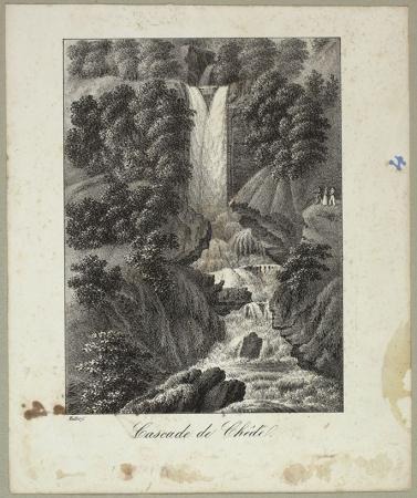Cascade de Chedel