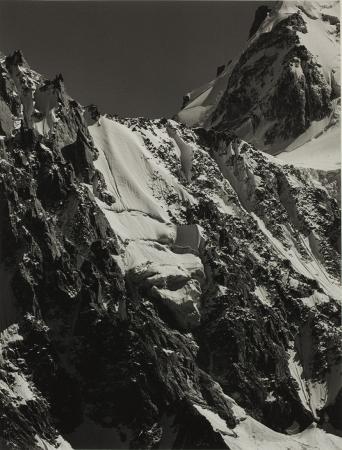 Aiguille du Midi - Glacier rond