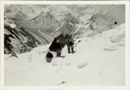 Spedizione al K2