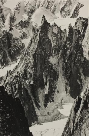 Dent du Requin (Aiguilles de Chamonix)