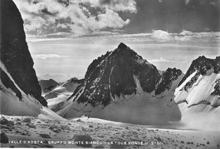 Valle d'Aosta - Gruppo del Monte Bianco - La Tour Ronde (m. 3790)