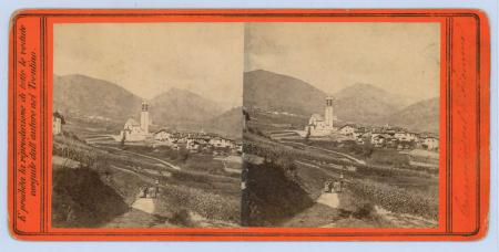 [Riprese varie della Val di Fiemme: Carano, Ospedale di Tesero, Fucina a Predazzo, due ponti di Tesero, Piazza di Cavalese]