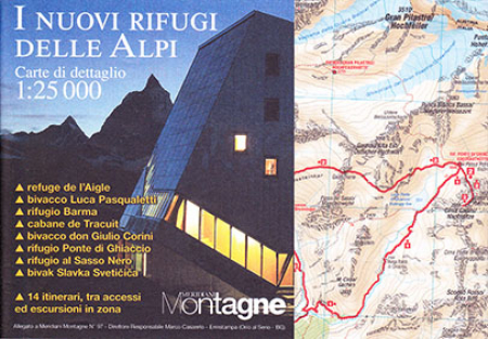 I Nuovi Rifugi delle Alpi