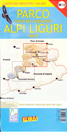 Parco naturale regionale alpi liguri nord