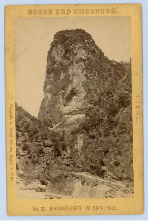 [Il Monte San Giovanni in Val Sarentino]