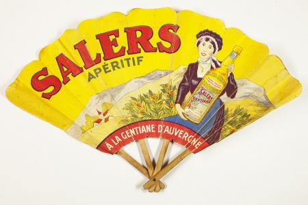 Salers Apéritif à la Gentiane d'Auvergne