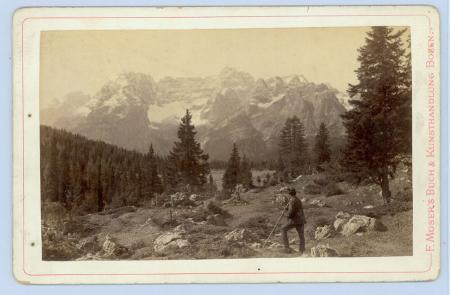 [Dolomiti venete: Lago di Misurina, Sorapiss e Antelao, Tre Croci con il Monte Cristallo]