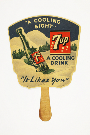 7up. A cooling drink
