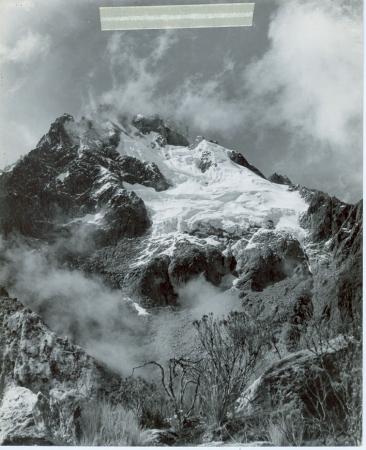 Pico Bolivar nord 5007 m