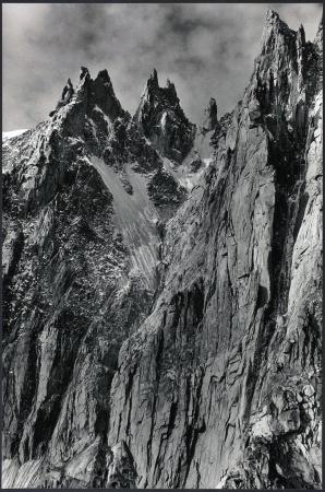 Pointe Helbronner - Mont Maudit - Mont Blanc du Tacul