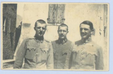 [Vedute della Grande Guerra del Fronte austriaco]