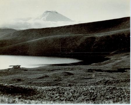 Cotopaxi 5897 m.