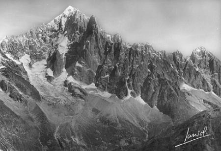 [Chamonix (Haute-Savoie). Alt. 1050 m.