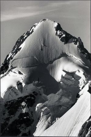 Colle del Gigante - Rochefort - Grandes Jorasses - Mont Dolent
