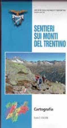 Sentieri sui monti del Trentino