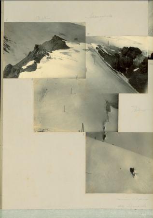 [Panorami militari dell'Ortles e dintorni: confine italo-austriaco, 1915-1918]