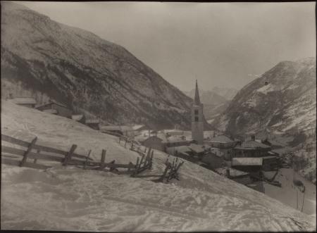 [Riprese varie tra cui il Monte Bianco e Valtournenche]