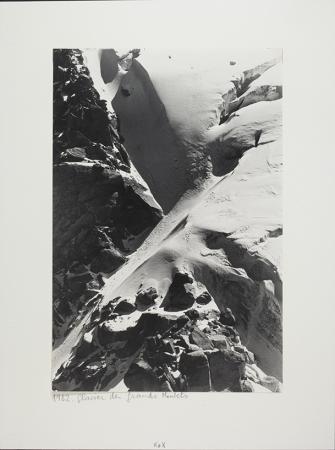 Glacier des Grands Montets